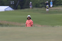 Tommy Fleetwood (ENG) at the 13th green during Saturday's Round 3 of the 118th U.S. Open Championship 2018, held at Shinnecock Hills Club, Southampton, New Jersey, USA. 16th June 2018.<br /> Picture: Eoin Clarke | Golffile<br /> <br /> <br /> All photos usage must carry mandatory copyright credit (&copy; Golffile | Eoin Clarke)