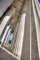 Lincoln Memorial Washington DC Architecture