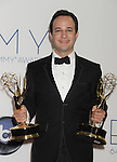 LOS ANGELES, CA - SEPTEMBER 23: Danny Strong poses in the press room at the 64th Primetime Emmy Awards held at Nokia Theatre L.A. Live on September 23, 2012 in Los Angeles, California.