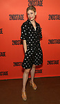 """Susannah Flood during the Second Stage Theater's """"Make Believe"""" cast photo call at the Second Stage Theatre Theatre on July 23, 2019 in New York City."""