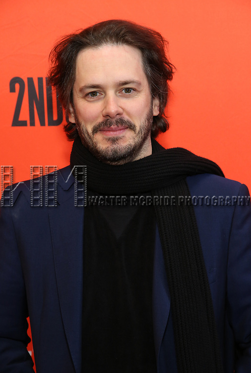 """Edgar Wright attending the Broadway Opening Night Performance of  """"Lobby Hero"""" at The Hayes Theatre on March 26, 2018 in New York City."""