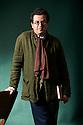 Hisham Matar,Libyan Author and writer at The Edinburgh International Book Festival 2011.  Credit Geraint Lewis