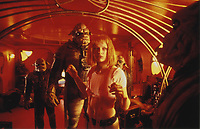 The Fifth Element (1997) <br /> Milla Jovovich<br /> *Filmstill - Editorial Use Only*<br /> CAP/KFS<br /> Image supplied by Capital Pictures