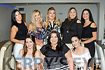 Still 29<br /> ---------<br /> Joanne O'Connell seated centre, from Co Clare, working in Tralee, celebrated her 30th birthday last Saturday night in La Scala, also seated are Robyn Kinsella (Lt) and Claire O'Connell, back L-R Li&aacute;ne Vaughan, Shauna Behan, Christine Vaughan, Nicola Molloy and Leah Shannon.
