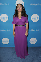 14 April 2018 - Beverly Hills, California - Salma Hayek Pinault. 7th Biennial UNICEF Ball held at the Beverly Wilshire Four Seasons Hotel.  <br /> CAP/ADM/PMA<br /> &copy;BT/ADM/Capital Pictures