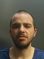 Pictured: Police handout picture of Peter Williams<br /> Re: Peter Williams, the cousin of Emma Rhys-Jones, the fiancee of footballer Gareth Bale is wanted by North Wales Police for breaching his criminal behaviour order.