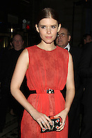 NEW YORK, NY - NOVEMBER 27: Kate Mara attends the 2012 Unicef SnowFlake Ball at Cipriani 42nd Street on November 27, 2012 in New York City. Credit: RW/MediaPunch Inc. /NortePhoto