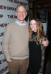 Mark Blum & Francine Volos attending Opening Night Party for the New Group World Premiere production of 'Clive' at the West Bank Cafe  in New York City on 2/7/2013