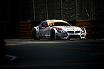 Augusto Farfus races the Macau GT Cup during the 61st Macau Grand Prix on November 14, 2014 at Macau street circuit in Macau, China. Photo by Aitor Alcalde / Power Sport Images