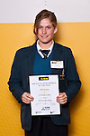 Girls Equestrain winner Chloe Kennedy from Strathallan College. ASB College Sport Auckland Secondary School Young Sports Person of the Year Awards held at Eden Park on Thursday 12th of September 2009.