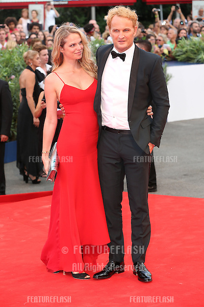Jason Clarke at the Opening Ceremony, premiere of Everest at the 2015 Venice Film Festival.<br /> September 2, 2015  Venice, Italy<br /> Picture: Kristina Afanasyeva / Featureflash