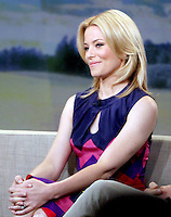 June 25, 2012 Elizabeth Banks at Good Morning America to talk about her new film People Like Us in New York City. © RW/MediaPunch Inc. **NORTEPHOTO.COM*<br />