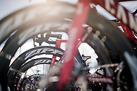 wheels<br /> <br /> Stage 6: Peynier to Brignoles (176km)<br /> 77th Paris - Nice 2019 (2.UWT)<br /> <br /> ©kramon