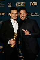 Beverly Hills, CA - JAN 06:  Rami Malek and Sami Malek attend the FOX, FX, and Hulu 2019 Golden Globe Awards After Party at The Beverly Hilton on January 6 2019 in Beverly Hills CA. <br /> CAP/MPI/IS/CSH<br /> &copy;CSHIS/MPI/Capital Pictures