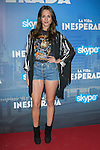 "Spanish Actress Silvia Alonso attend the Premiere of the movie ""La vida inesperada"" at the Callao Cinema in Madrid, Spain. April 25, 2014. (ALTERPHOTOS/Carlos Dafonte)"