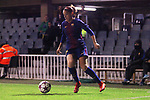 UEFA Women's Champions League 2017/2018.<br /> Round of 16.<br /> FC Barcelona vs Gintra Universitetas: 3-0.<br /> Olga Garcia.