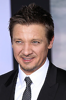 "HOLLYWOOD, LOS ANGELES, CA, USA - MARCH 13: Jeremy Renner at the World Premiere Of Marvel's ""Captain America: The Winter Soldier"" held at the El Capitan Theatre on March 13, 2014 in Hollywood, Los Angeles, California, United States. (Photo by Xavier Collin/Celebrity Monitor)"