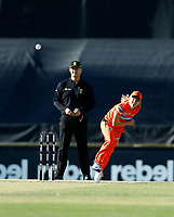 2nd November 2019; Western Australia Cricket Association Ground, Perth, Western Australia, Australia; Womens Big Bash League Cricket, Perth Scorchers versus Melbourne Stars; Jemma Barsby of the Perth Scorchers bowls during the Stars innings - Editorial Use