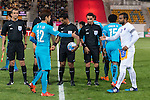 Kitchee SC vs New Radiant SC during the 2016 AFC Cup Group F match on March 15,2016 at the Mongkok Stadium, Hong Kong Photo by LI MAN YUEN / Power Sport Images
