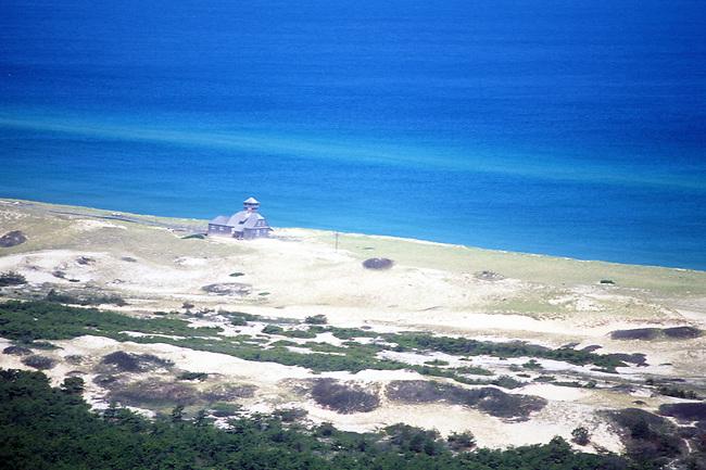 Aerial, Beach, Cape Cod, Atlantic Ocean, Massachsetts