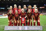 US Women's National Team vs Republic of Korea
