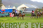 Action from the Cahersiveen Derby & Frank Quirke Cup at the Cahersiveen race on Sunday last.