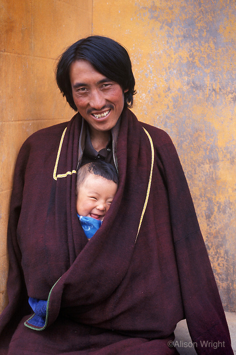 Tongren, Amdo, Tibet.