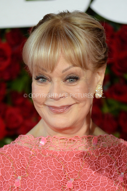 www.acepixs.com<br /> June 12, 2016  New York City<br /> <br /> Candy Spelling attending the 70th Annual Tony Awards at The Beacon Theatre on June 12, 2016 in New York City.<br /> <br /> Credit: Kristin Callahan/ACE Pictures<br /> <br /> <br /> Tel: 646 769 0430<br /> Email: info@acepixs.com