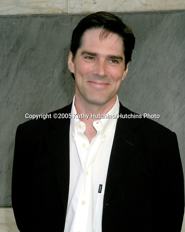 Thomas Gibson.CBS TCA Summer Press Tour Party.(TCA = Television Critics Association).Los Angeles, CA.July 19, 2005.©2005 Kathy Hutchins / Hutchins Photo