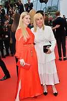 """CANNES, FRANCE. May 24, 2019: Partricia Arquette & Harlow Jane-Arquette  at the gala premiere for """"Sybil"""" at the Festival de Cannes.<br /> Picture: Paul Smith / Featureflash"""