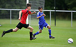 Action between Brentford v FAB Academy. Photo by Glenn Ashley