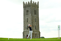 Albane Valenzuela, (Switzerland) during final day of the World Amateur Team Championships 2018, Carton House, Kildare, Ireland. 01/09/2018.<br /> Picture Fran Caffrey / Golffile.ie<br /> <br /> All photo usage must carry mandatory copyright credit (© Golffile | Fran Caffrey)