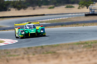 11th January 2020; The Bend Motosport Park, Tailem Bend, South Australia, Australia; Asian Le Mans, 4 Hours of the Bend, Race Day; The number 33 Inter Europol Endurance LMP2 driven by John Corbett, Nathan Kumar, Mitchell Neilson during free practice 2