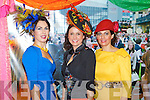 Pictured at Listowel Races, Ladies Day on Friday from left: Catherine Keane (Listowel), Deirdre O'Sullivan (Listowel), Bernadette O'Sullivan (Milltown).