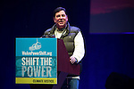 William Peduto, council member and Democratic candidate for Mayor of Pittsburgh gives a speech at PowerShift 2013. (Photo by: Robert van Waarden)