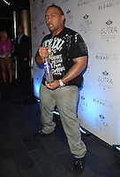 MIAMI BEACH, FL - SEPTEMBER 01: Timbaland attends the LeSUTRA Sparkling Liqueur launch at Fontainebleau Miami Beach on September 1, 2012 in Miami Beach, Florida. (photo by: MPI10/MediaPunch Inc.) /NortePhoto.com<br /> <br /> **CREDITO*OBLIGATORIO**<br /> *No*Venta*A*Terceros*<br /> *No*Sale*So*third*<br /> *** No Se Permite Hacer Archivo**
