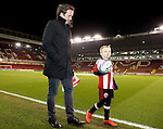 Kevin Davies visits Bramall Lane during the English Football League One match at Bramall Lane, Sheffield. Picture date: November 29th, 2016. Pic Jamie Tyerman/Sportimage