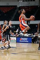 Sharnee Zoll women's basketball player for the Virginia Cavaliers at the University of Virginia in Charlottesville, VA. Photo/Andrew Shurtleff