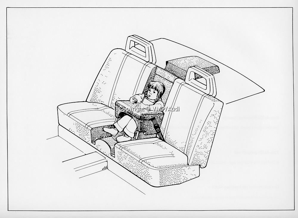 1981 Audi Project Car Seat Design