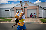 Batonbearer Hayden Lammon carrying the Baton as the Queen's Baton Relay visited Ayr. In the host state of Queensland the Queen's Baton will visit 83 communities from Saturday 3 March to Wednesday 4 April 2018. As the Queen's Baton Relay travels the length and breadth of Australia, it will not just pass through, but spend quality time in each community it visits, calling into hundreds of local schools and community celebrations in every state and territory. The Gold Coast 2018 Commonwealth Games (GC2018) Queen's Baton Relay is the longest and most accessible in history, travelling through the Commonwealth for 388 days and 230,000 kilometres. After spending 100 days being carried by approximately 3,800 batonbearers in Australia, the Queen's Baton journey will finish at the GC2018 Opening Ceremony on the Gold Coast on 4 April 2018.