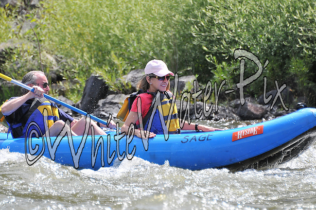 Sage Outdoor Adventures crashing Cable Rapid while floating the Upper Colorado River from Rancho to State Bridge, August 5, 2013, Morning Trip, AM, Bond, Colorado - WhiteWater-Pix | River Adventure Photography - by MADOGRAPHER Doug Mayhew