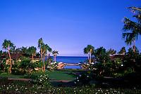 Infinity Pool at Hualalai Resort on the Big Island