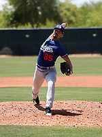 Hunter Speer - Los Angeles Dodgers 2019 extended spring training (Bill Mitchell)