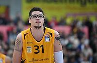 Basketball  1. Bundesliga  2016/2017  Hauptrunde  14. Spieltag  16.12.2016 Walter Tigers Tuebingen - Alba Berlin Isaiah Philmore (Tigers)