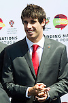 MADRID (24/05/2010).- Prince Felipe of Borbon visited Las Rozas Soccer City where he inagurated the RFEF Museum and met the Spains National Team players selected  for South Africa World Cup. Javi Martinez...Photo: Cesar Cebolla / ALFAQUI