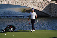 Mikko Korhonen (FIN) on the 4th during the Preview of the Commercial Bank Qatar Masters 2020 at the Education City Golf Club, Doha, Qatar . 03/03/2020<br /> Picture: Golffile   Thos Caffrey<br /> <br /> <br /> All photo usage must carry mandatory copyright credit (© Golffile   Thos Caffrey)