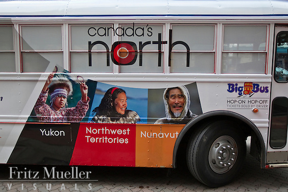 Canada's North Big Bus in Vancouver