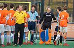 BLOEMENDAAL  -  , competitiewedstrijd junioren  landelijk  Bloemendaal JA1-Nijmegen JA1 (2-2) . COPYRIGHT KOEN SUYK