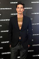 Javier de Miguel attends the Emporio Armani Boutique opening at Serrano street in Madrid, Spain. April 08, 2013. (ALTERPHOTOS/Caro Marin) /NortePhoto