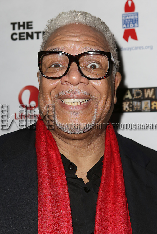 "Ken Page attends the ""Broadway Backwards"" After Party Reception  at John's Restaurant on March 24, 2014 in New York City."